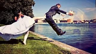 Смешные свадебные ситуации