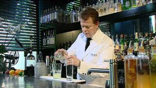 The Art Of Making Cocktails - Ramos Gin Fizz