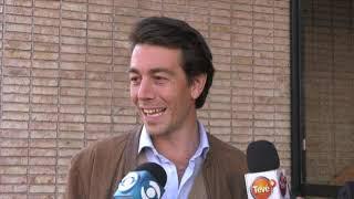 Juan Sartori afirmó que si llega al Senado donará su sueldo como legislador