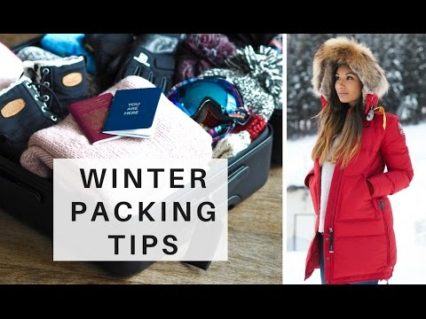 WINTER TRAVEL PACKING TIPS | What To Take On A Winter Vacation | Go Live Explore Mp3