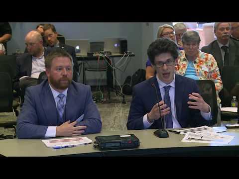 Wyoming Legislative Joint Revenue Committee 2018 Interim Committee. Afternoon Session. June 4 2018