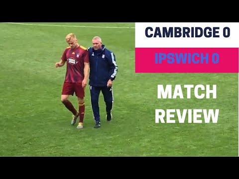 Cambridge 0-0 Ipswich - Match Review