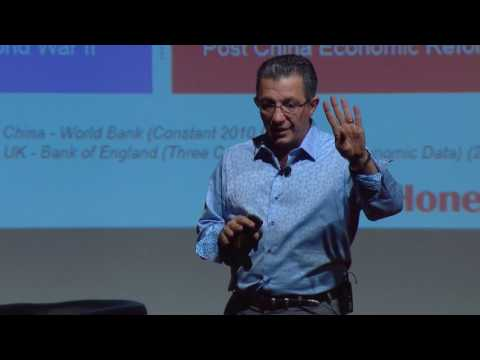iBRIDGE Barcelona:Global Mega Trends & Their Implications