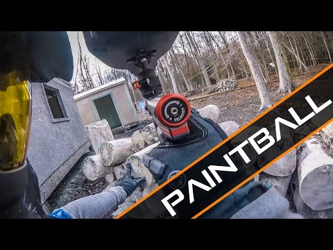 Annual Painball trip to Skirmish USA in PA