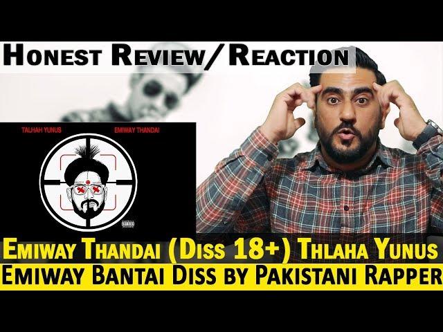 Emiway Thandai  Diss 18+ | Emiway Bantai Diss by Pakistani Rapper