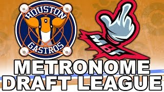 The Houston Gastros RETURN in a METRONOME Battling Draft League! Introducing the MBF!