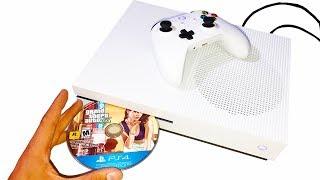¿Que Pasa Si Ponemos Un Disco de GTA 5 de PS4 en una Xbox One?