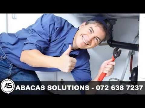 24 hour electrician & Plumber in Cape Town - Abacas Solutions