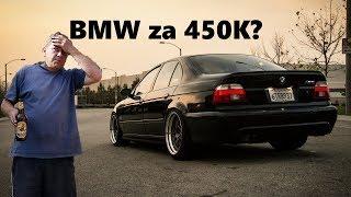 Koupili jsme BMW za 450. tis :) BEZ KOMPRESE (: Frk_14