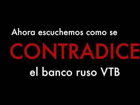 Banco Ruso VTB Bank APELA AMPARO DEFINITIVO de familia RUSA