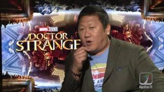 DOCTOR STRANGE Benedict Wong on being an