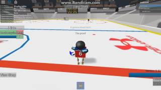 Roblox Hhcl Hockey come Snipe In 3,32