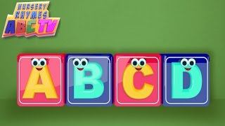 Alphabet Song | ABC Song | Funny Alphabets
