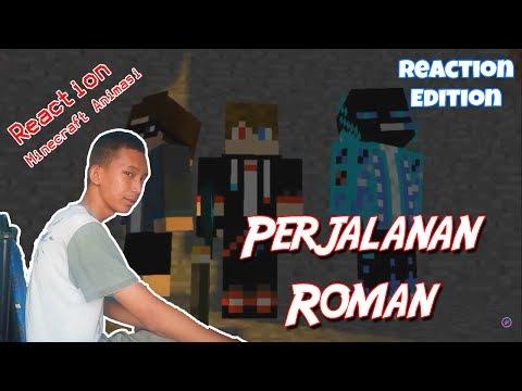 Awal Mula kenapa Roman Jahat | Reaction #1
