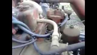 Отопление кабины трактора т 25