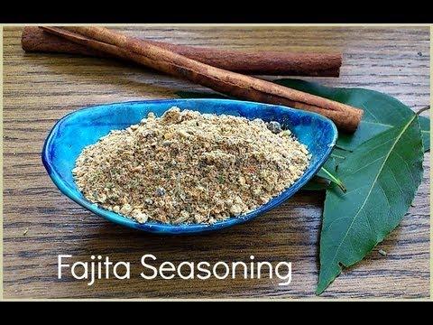 How to Make a Fajita Seasoning | For Fabulous Homemade Fajitas