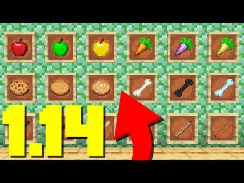 MINECRAFT UPDATES JUST CHANGED *FOREVER*... (NEW Minecraft 1.14 Snapshot)