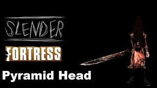 TF2 | Slender Fortress | New Pyramid Head
