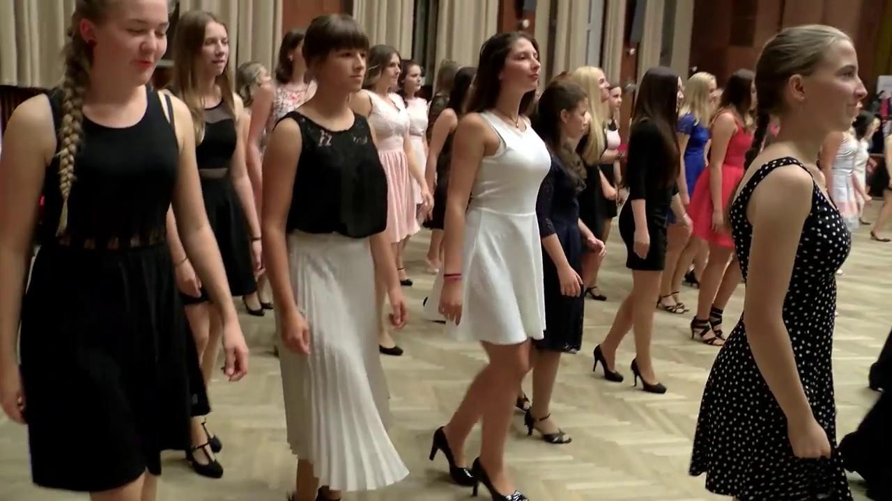 Středoškolské taneční kurzy 2017/18 - 1. lekce