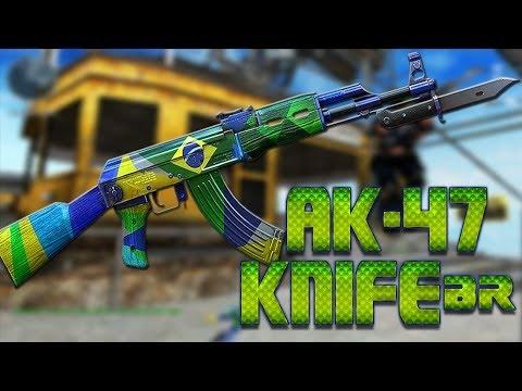 [Bình luận]-Quay báu vật AK-47-Knife-Rio Mini by Cu Sang (Shop quay báu vật TP.HCM)