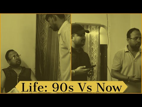 LIFE: 90s Vs Now | Comedy Videos | Short Vines