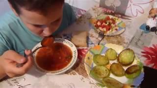 Готовимся к зиме/Утепляем сарай/Убираем томаты/Жизнь в деревне