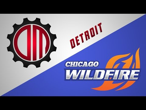 Detroit Mechanix vs Chicago Wildfire