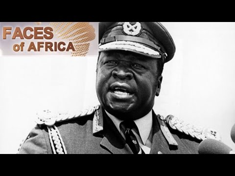 Faces of Africa— Idi Amin: Famous for the wrong reasons 10/09/2016