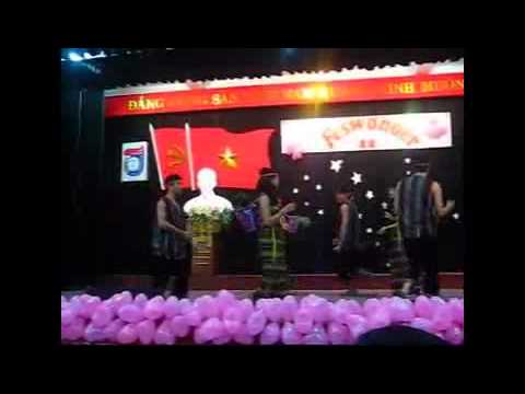 Nàng Sơn Ca - K52TN, ĐHKHTN.flv