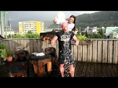Ice Bucket Challenge Stefan Schmid