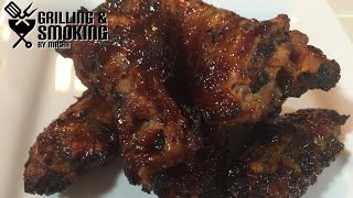 Wings Wednesday - Bbq Wings