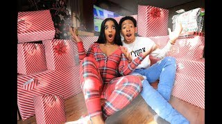 CHRISTMAS MORNING OPENING PRESENTS (DK4L Christmas Special) | VLOGMAS DAY 25