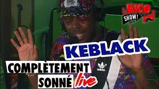 """KEBLACK """"Complètement Sonné"""" Live - Le Rico Show sur NRJ"""