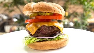 How To Make The Perfect Hamburger - Weber Kettle Charcoal Grill Cooking - Bbqguys.com