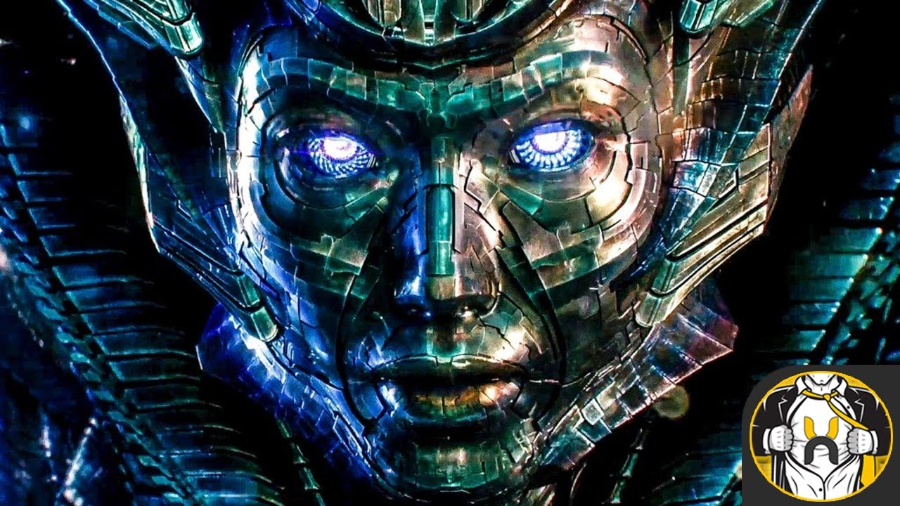 Quintessa S Face Revealed Transformers The Last Knight Youtube