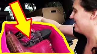 This Woman Purchased A $3 Diaper Bag From Goodwill, You Won't Believe What Was Inside