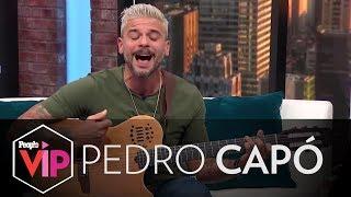 Pedro Capó nos deleita con un popurrí de sus éxitos | PeopleVIP