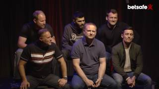 Anthony Crolla picks his all time best Man United 5 a side (Outtakes)