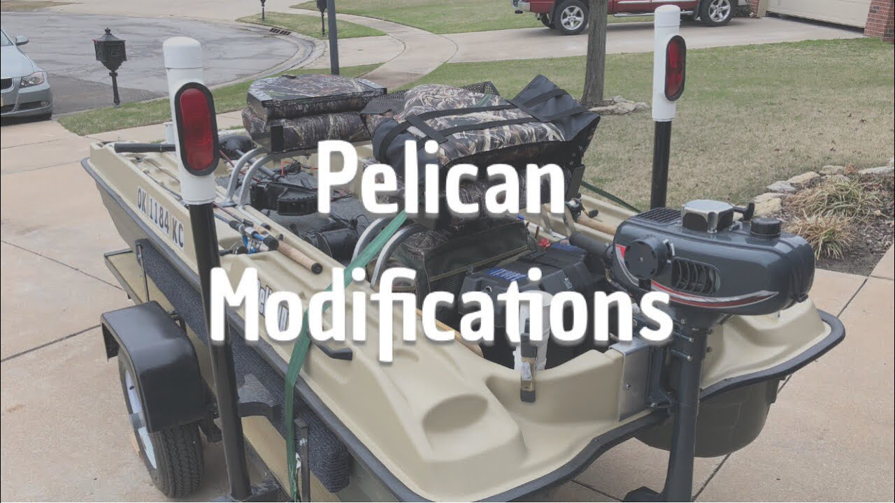 Pelican Bass Raider 10e Modifications