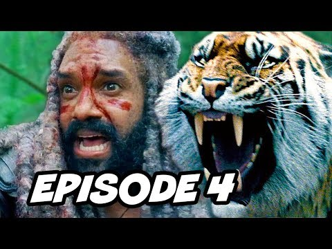 Download Youtube: Walking Dead Season 8 Episode 4 - Ezekiel TOP 10 WTF and Easter Eggs