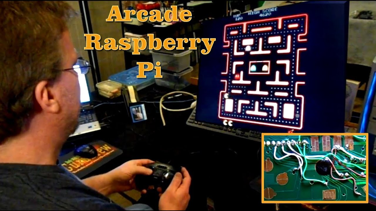 Joystick Modification for Raspberry Pi Interface - Mini Mame ...