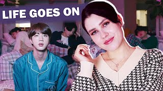BTS - LIFE GOES ON [Russian Cover || На русском]