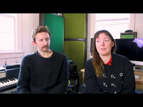 50 for 50: Sylvan Esso on Writing Music Together