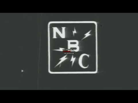 NBC Logo History Part 2 - The Great Depression and World War II