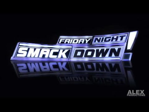 WWE Smackdown Custom Intro (Rise Up- Divas Version)