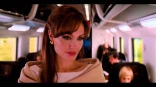 "Клип - Трейлер к фильму ""Турист"", Анджелина Джоли и Джонни Депп."