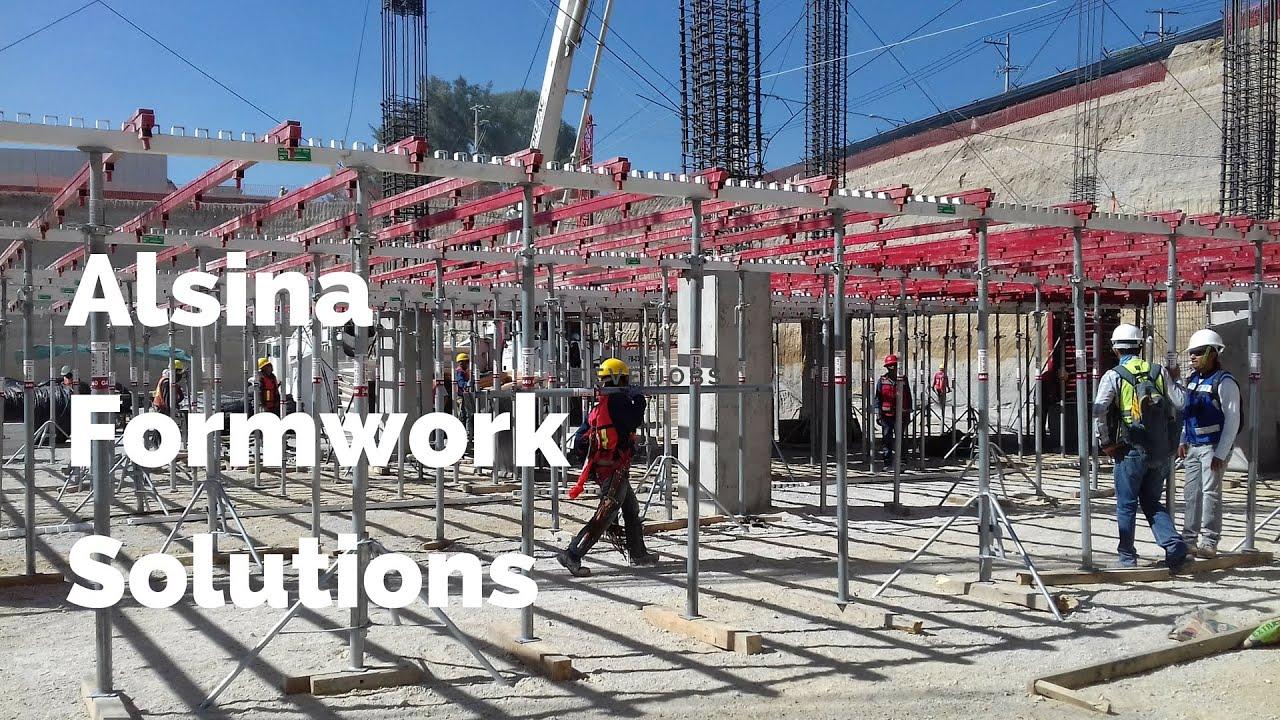 Alsina Formwork Solutions