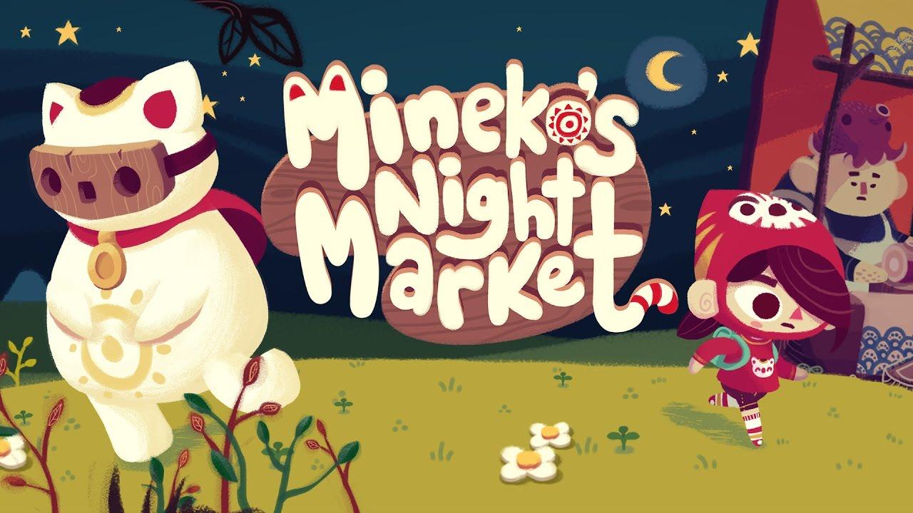 Resultado de imagen para Minekos Night Market