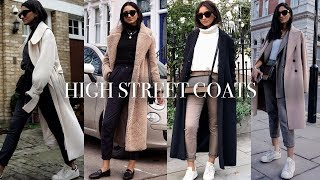 HIGH STREET COATS | VERTICAL LOOKBOOK