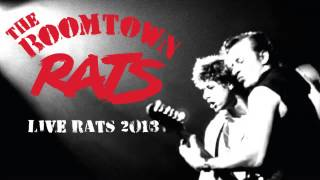 01 The Boomtown Rats - (I Never Loved) Eva Braun (Live) [Concert Live Ltd]